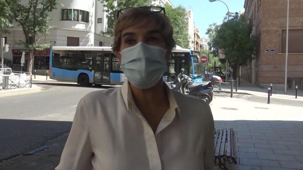 Anabel Alonso responde a la polémica por la recogida de firmas contra los talibanes