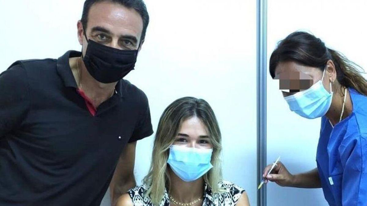 """Enrique Ponce y Ana Soria, criticados por su vacunación contra el covid: """"Esto se llama enchufe"""""""