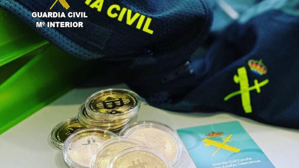 Detienen en A Coruña a una organización que se hacía con cuentas bancarias a través del 'SIM Swapping'
