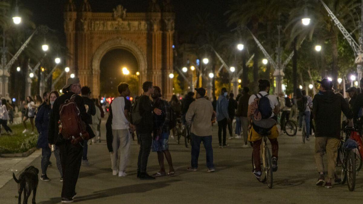 El Govern pide al TSJC aplicar el toque de queda en Barcelona y otras ciudades de más de 20.000 habitantes
