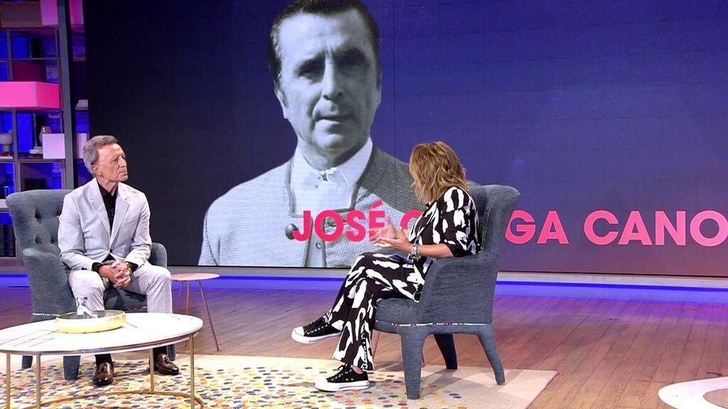 Toñi Moreno entrevista a Ortega Cano en directo