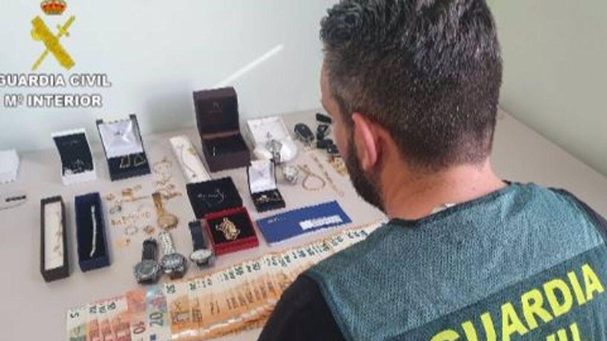 Desarticulada una organización criminal vinculada con la mafia calabresa que estafaba en varias regiones