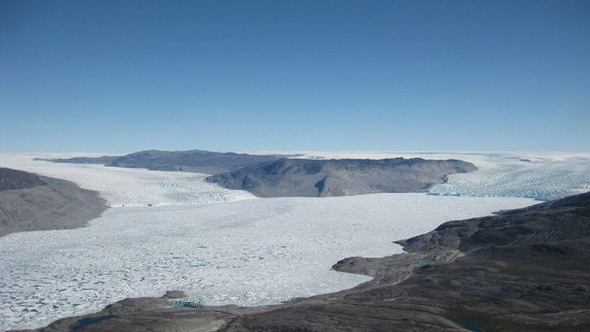 El cambio climático se acelera: llueve en la cumbre de Groenlandia por primera vez