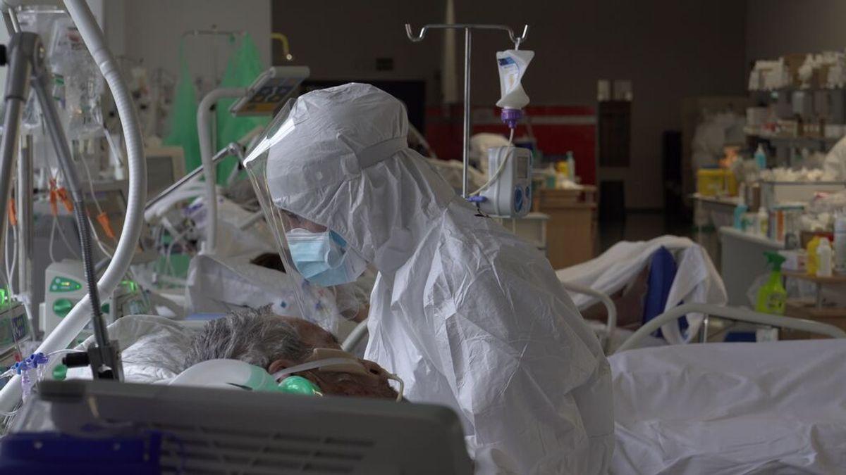 Los datos de la pandemia en España mejoran