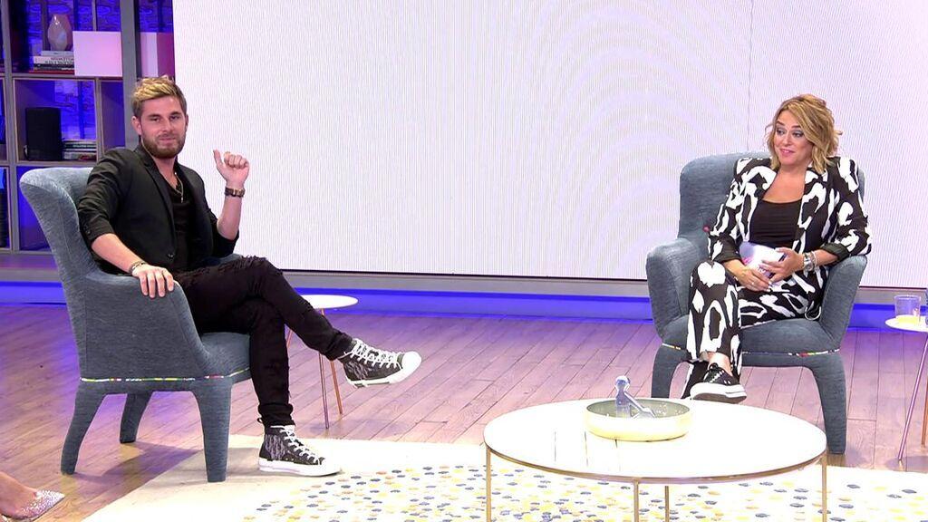 Toñi Moreno entrevista a Tom Brusse