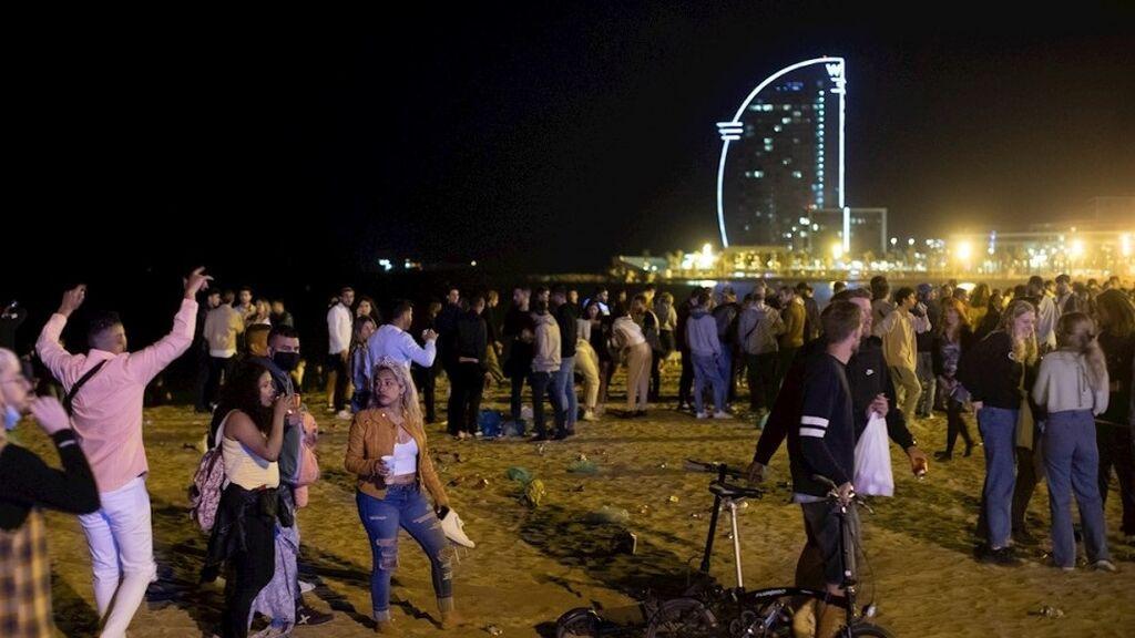 Última hora del coronavirus  Cataluña vive este sábado su primer fin de semana sin toque de queda