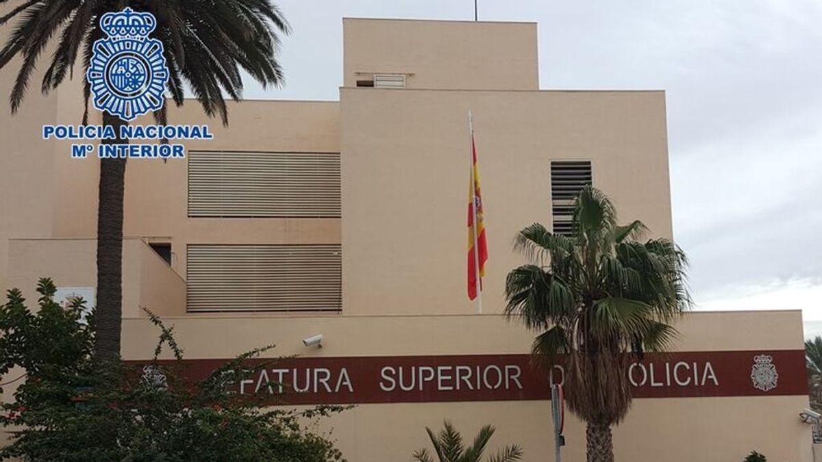 Dos detenidos en Melilla por introducir inmigrantes por mar, previo pago de 2.000 euros por persona