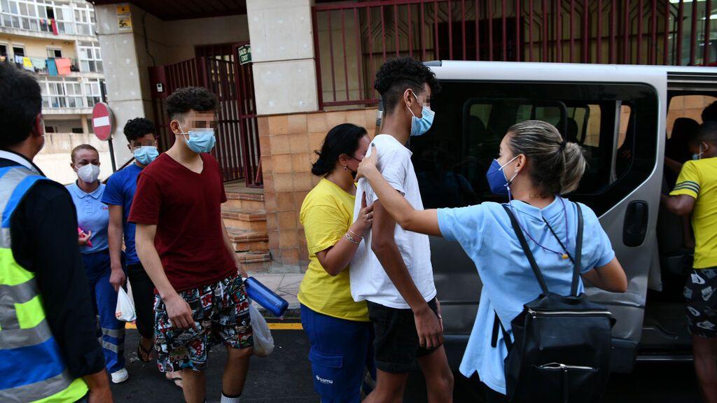 """Sánchez, sobre la repatriación de menores en Ceuta: """"Daremos respuesta a los requerimientos de los tribunales"""""""