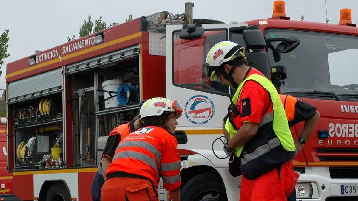Un fallecido y cinco heridos en una colisión múltiple en la A-4 en Córdoba