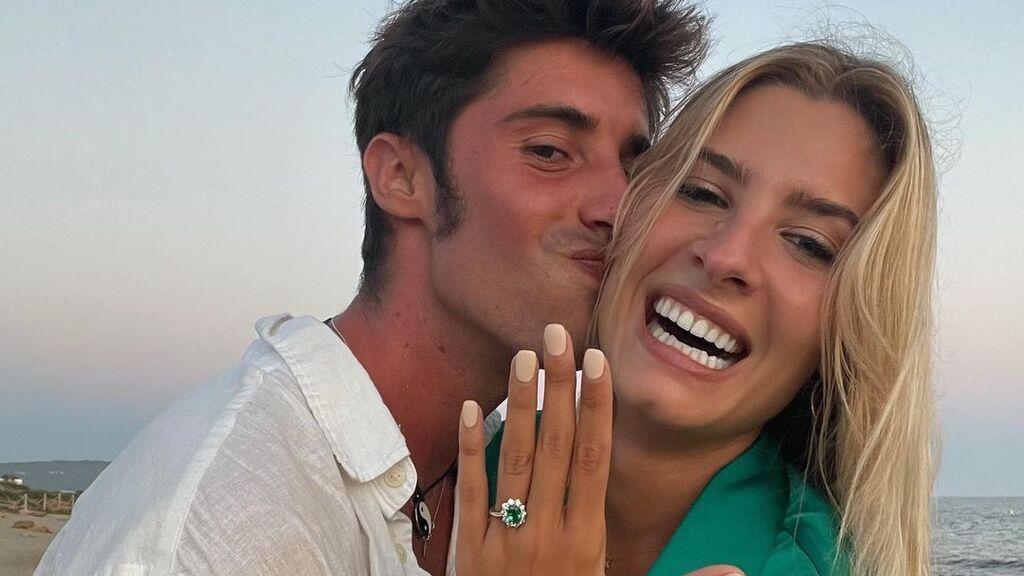 ¡Ha dicho sí! La influencer Teresa Andres Gonzalvo e Ignacio Ayllón se casan