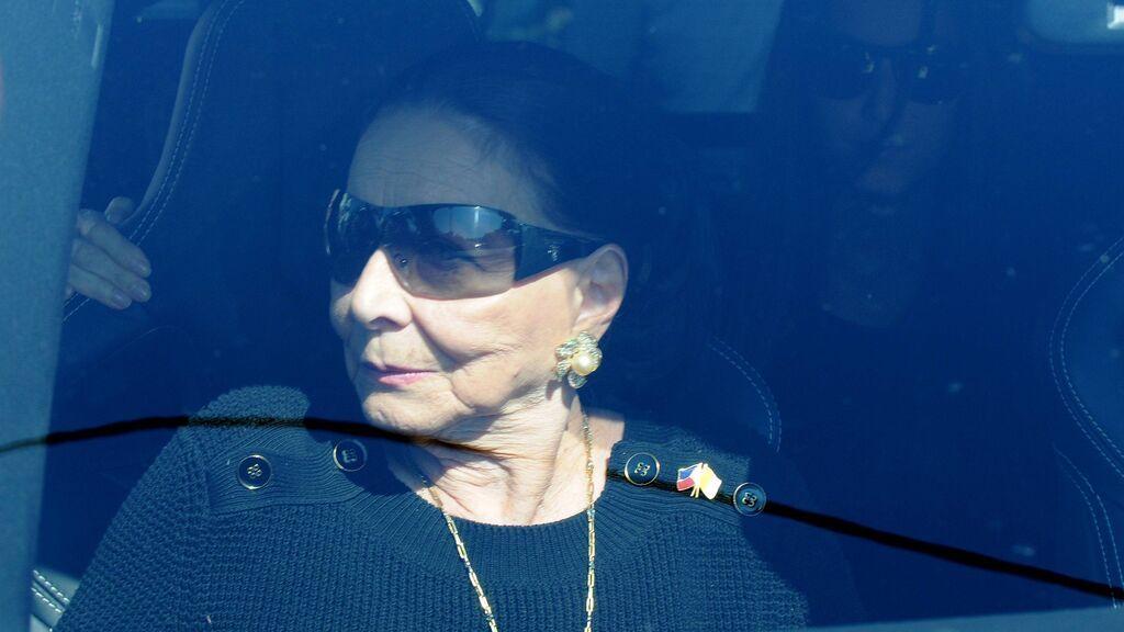 Muere Beatriz Arrastria, madre de Isabel Preysler, a los 98 años
