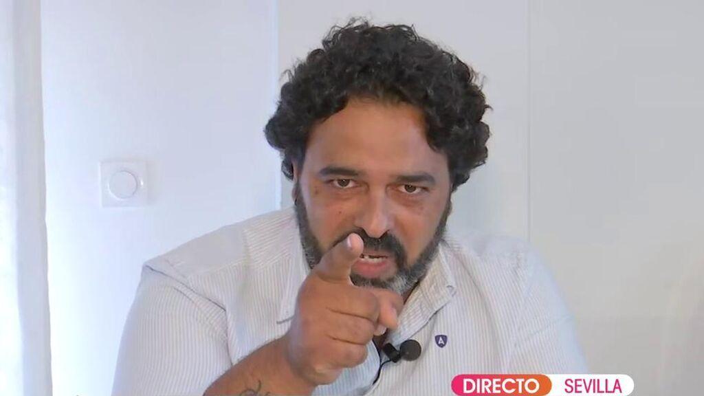 El marido de Saray pide cárcel para su padre y hermano tras agredir a su mujer