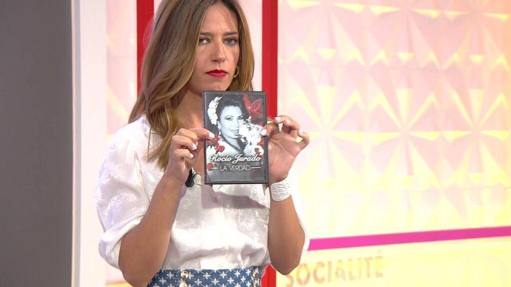 'Socialité' tiene una entrevista exclusiva de Rocío Jurado