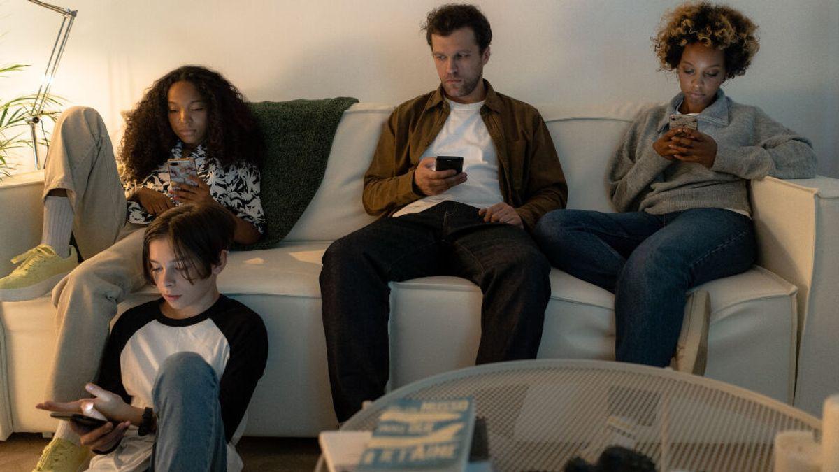 Cómo lidiar con una familia tóxica