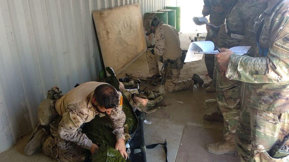 Defensa envía un equipo de operaciones especiales del Ejército de Tierra a Kabul