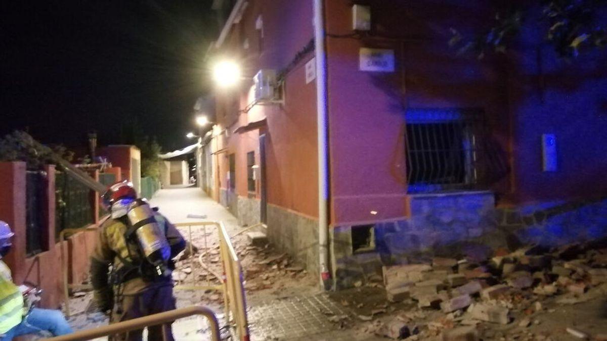 Dos heridos en Sabadell por una explosión en su vivienda