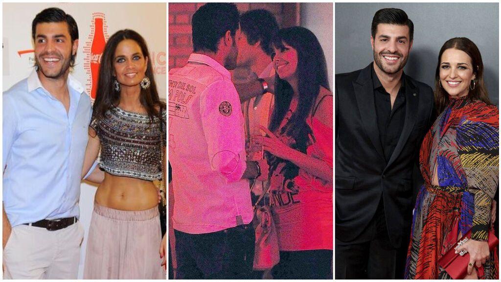 Estas han sido todas las novias de Miguel Torres antes de salir con Paula Echevarría: de Cristina Pedroche y la influencer María Plaza a Patricia Conde.
