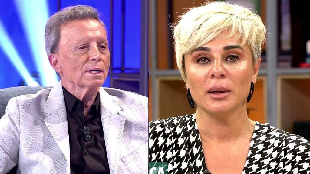 """Ortega Cano, enfadado con Ana María Aldón: """"No puedo quedar en ese lugar"""""""