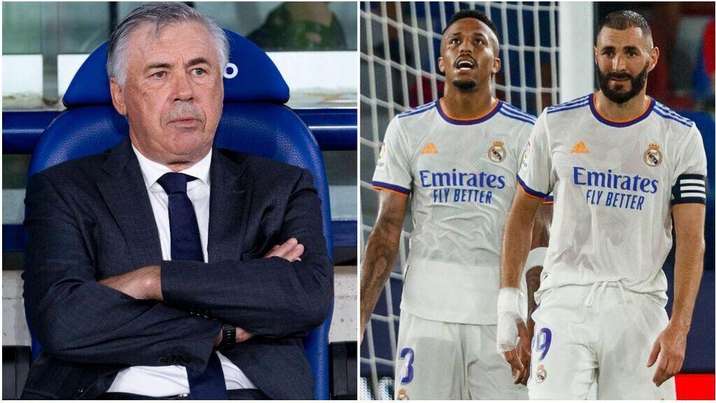 Ancelotti lamenta el compromiso defensivo del Madrid y pide más sacrificio