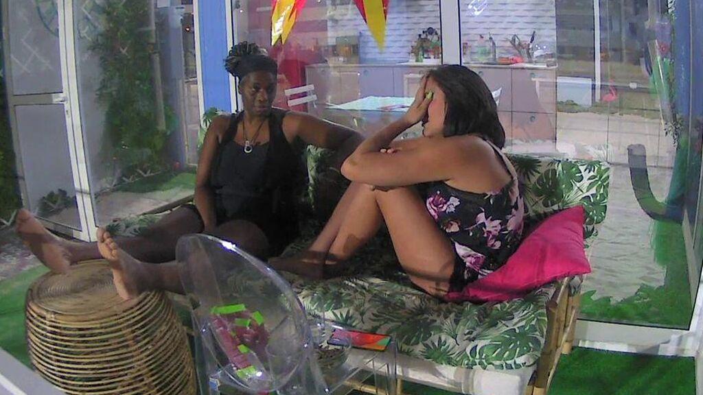 """El pique de Amor con Iván porque ha escrito a Rocío Amar: """"Me cabrea y me da asco"""""""