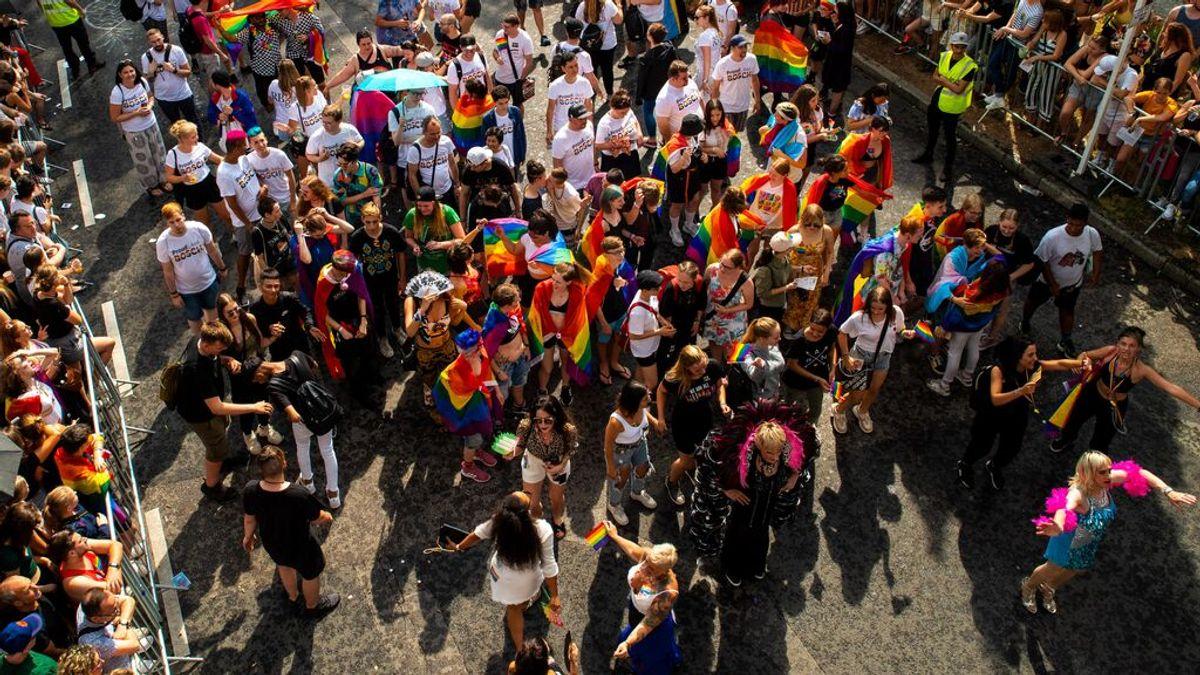 Diccionario LGTBIQ+: una guía de las diferentes identidades de género y orientaciones sexuales