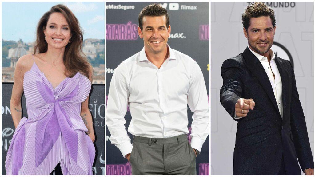 Angelina Jolie, Mario Casas y David Bisbal: estos son los famosos que también son Géminis y con los que te sentirás identificado.