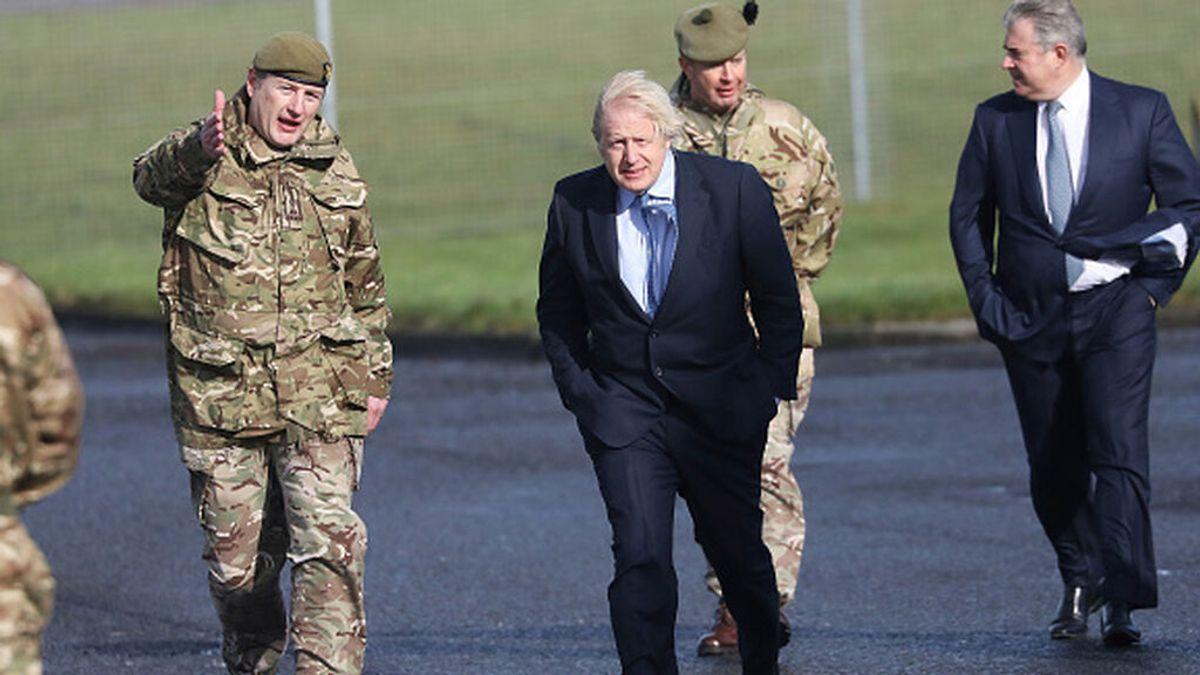 El controvertido plan británico para borrar el pasado en Irlanda del Norte