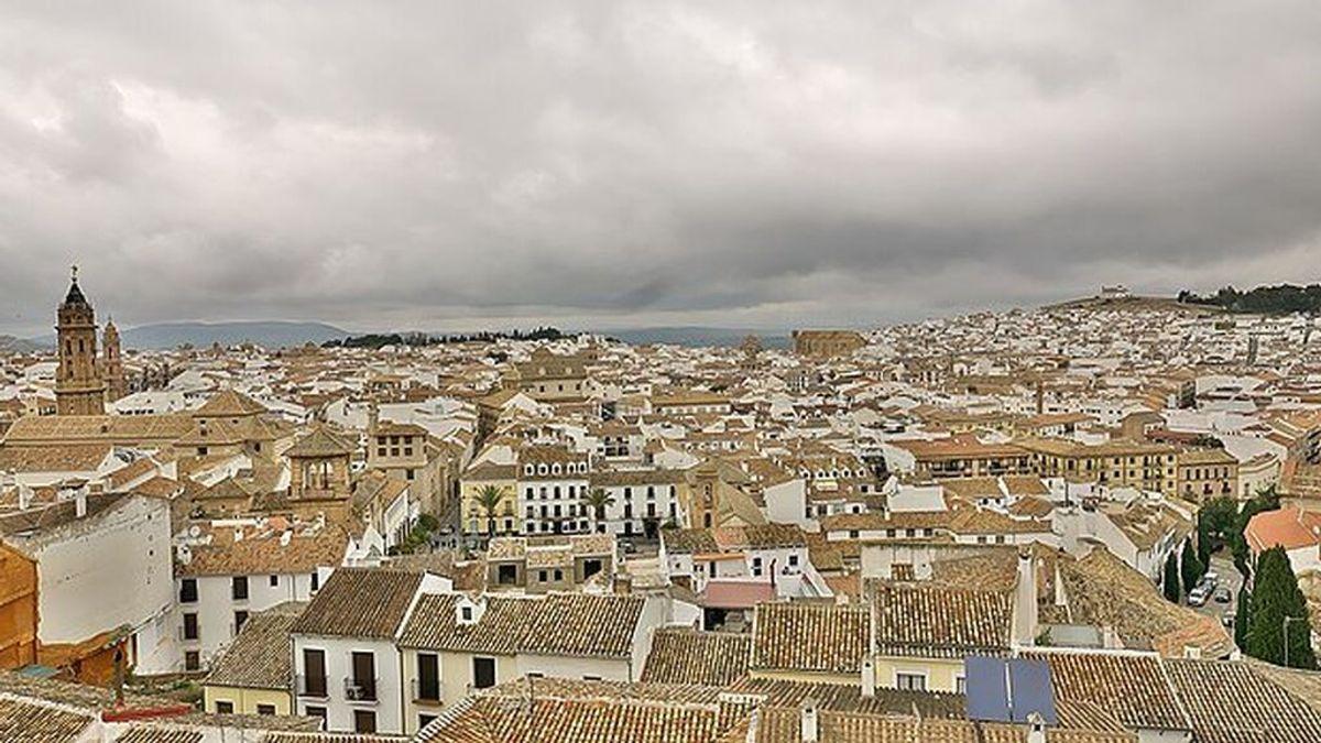 Antequera, salida de la 11ª etapa de la Vuelta Ciclista a España