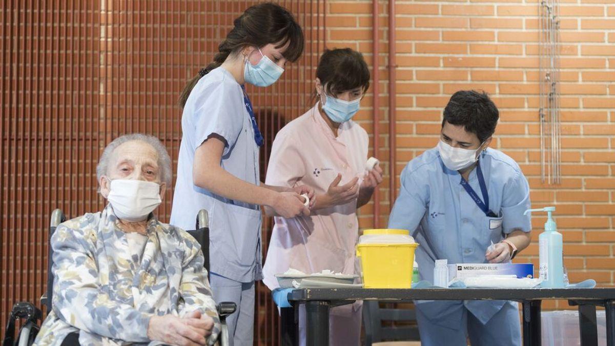 Los trabajadores de las residencias del País Vasco que no estén vacunados se someterán a una PCR semanal