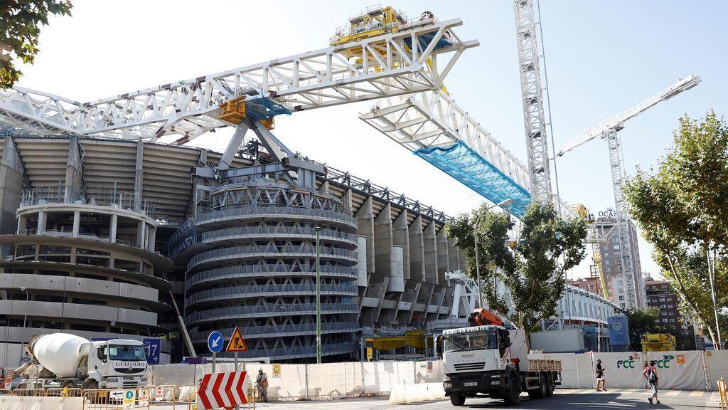 El Real Madrid volverá a jugar en el Santiago Bernabéu el sábado 11 de septiembre