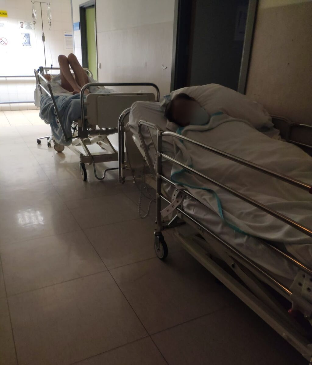 Trabajadores de urgencias de la Paz denuncian saturación por el cierre de camas en verano