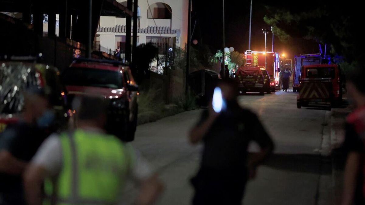 """El alcalde de Peñíscola, sobre el derrumbe: """"Ha habido gente a la que les ha dado tiempo a salir"""""""