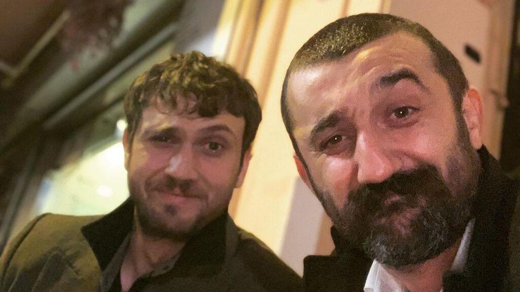 La curiosa felicitación de Necip Memili de 'Dolunay' a Aras Bulut de 'Içerde'