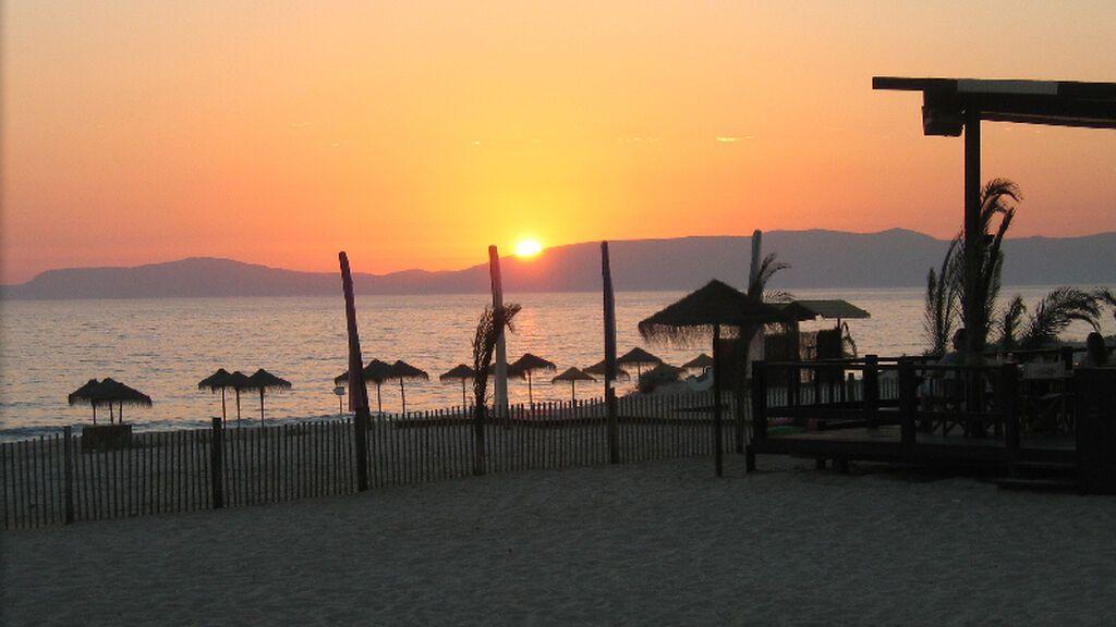 Playa de Comporta.