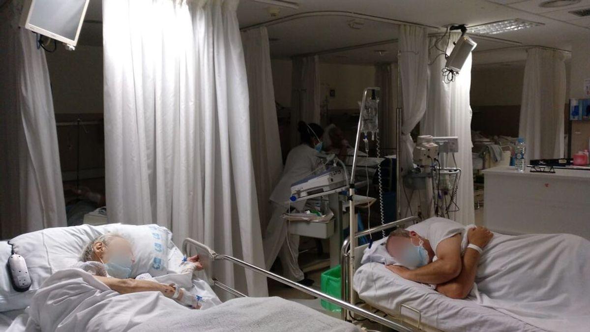 Trabajadores de la Paz denuncian saturación por el cierre de camas por el verano