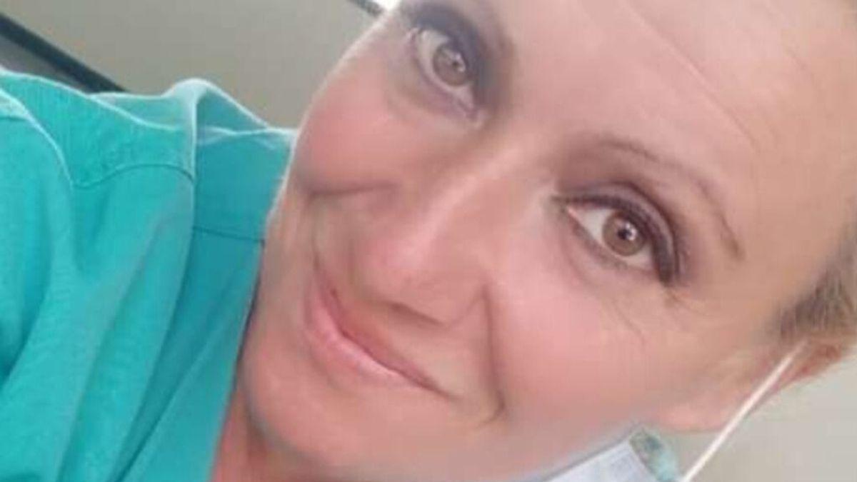 """Beatriz, víctima de una negligencia médica: """"Me dejaron un paño dentro de la barriga en una operación"""""""
