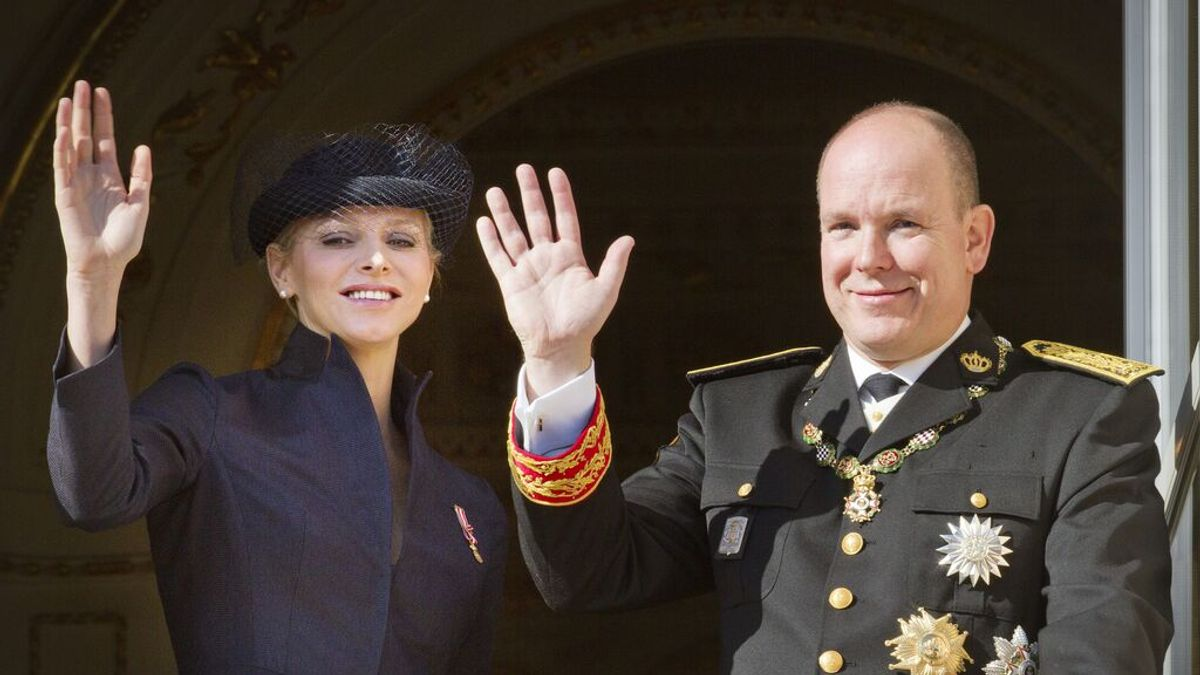 Charlene y Alberto de Mónaco se reencuentran en Sudáfrica tras tres meses separados