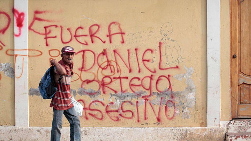 "Amnistía denuncia la ""desaparición forzosa"" en Nicaragua como táctica represora contra opositores"