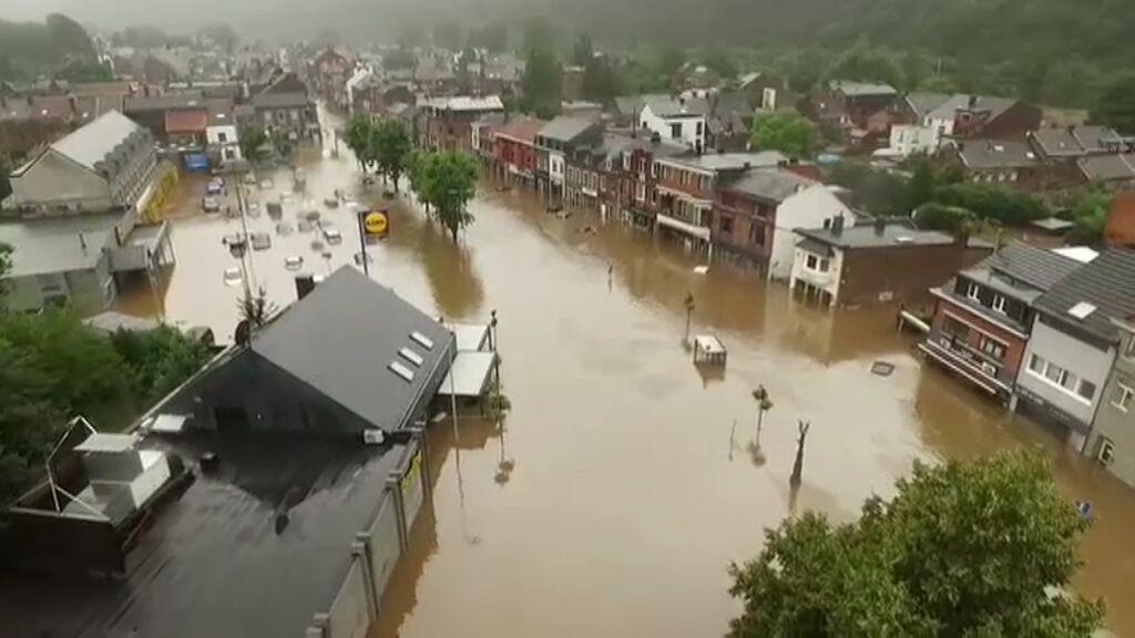 El calentamiento global multiplica por nueve las probabilidades de inundaciones en Europa