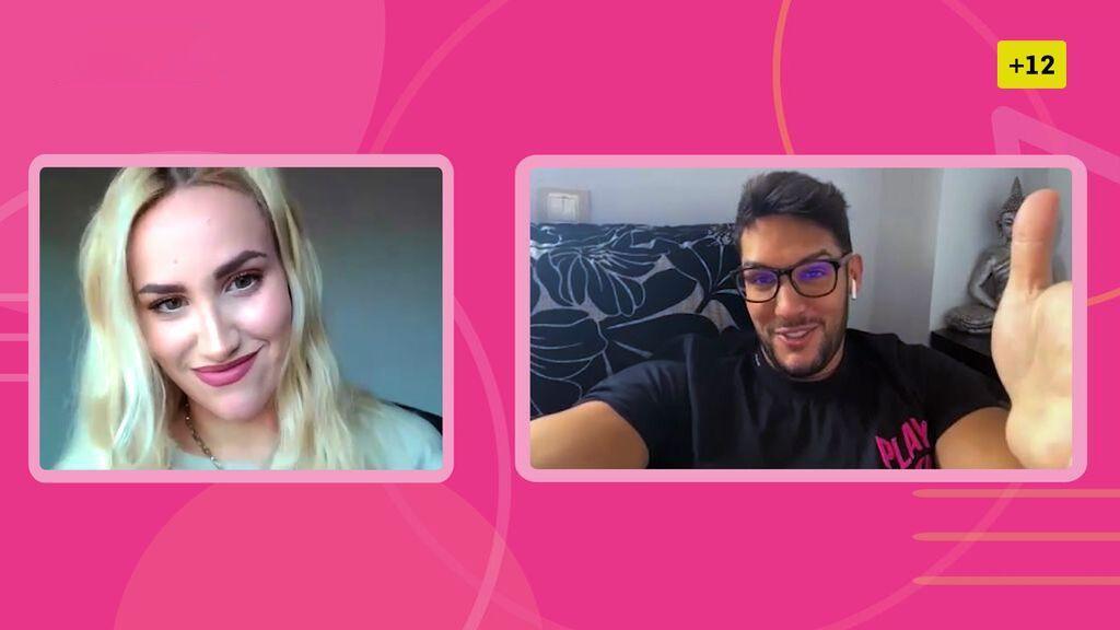 Su ruptura con Melyssa y su relación con Yanira: Repasamos 'MyHyV' con Alberto Santana (1/2)