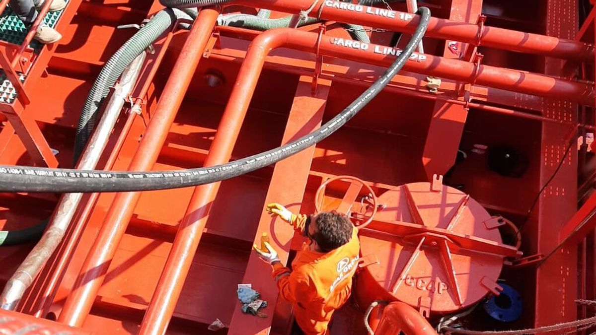 Tres muertos en Murcia por inhalar gases cuando reparaban un barco