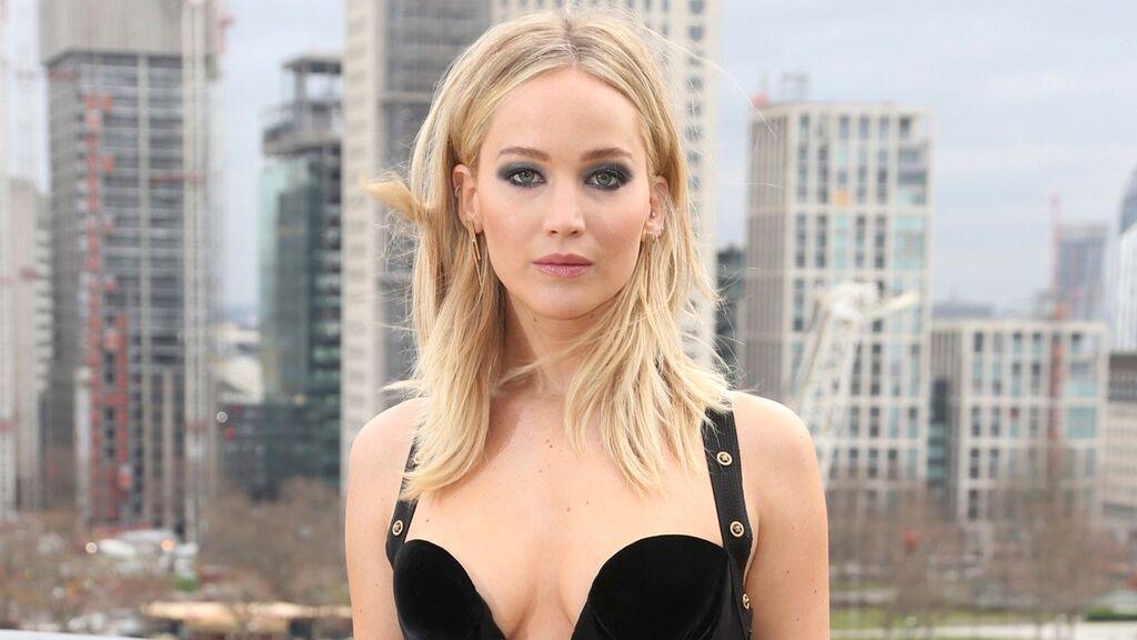 Jennifer Lawrence también fue amenazada.