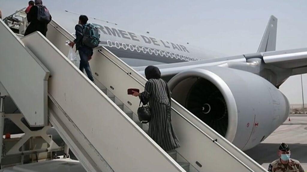 Riesgo de atentado en las inmediaciones del aeropuerto de Kabul