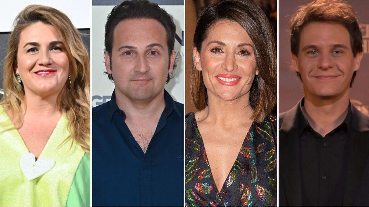 Vuelta al cole: así eran de niños los famosos de Telecinco