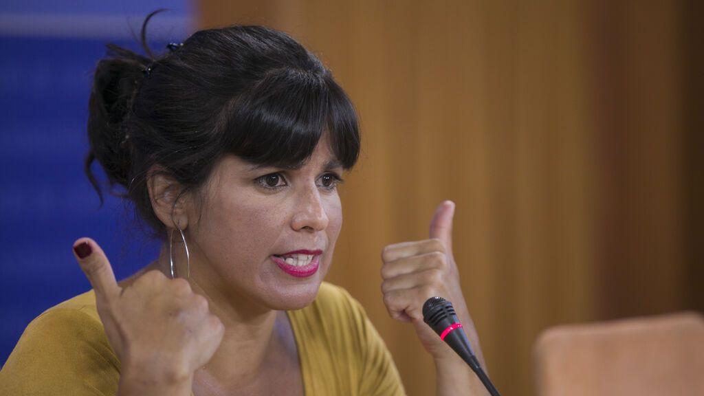 """Teresa Rodríguez contra la """"Patrulla Canina"""", denuncia que faltan personajes femeninos en los dibujos animados"""