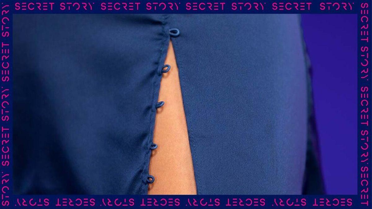 ¿De quién es la raja de esta falda? Otra pista de un nuevo concursante de 'Secret Story'