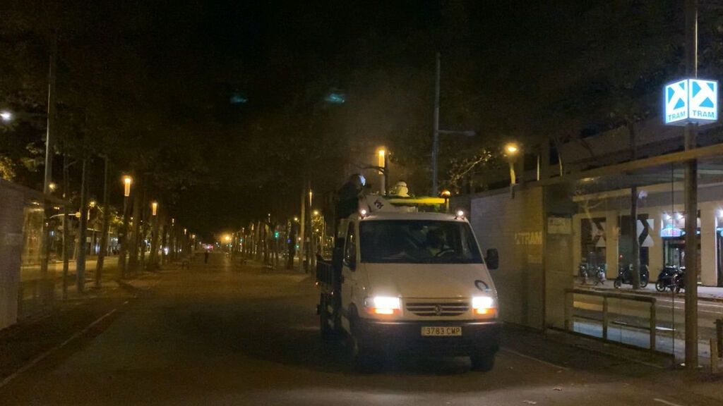 Las chinches 'acosan' a los vecinos en Barcelona