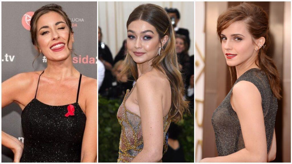 Famosos que han sido amenazados con publicar sus intimidades: de Paula Gonu a Gigi Hadid y Emma Watson.