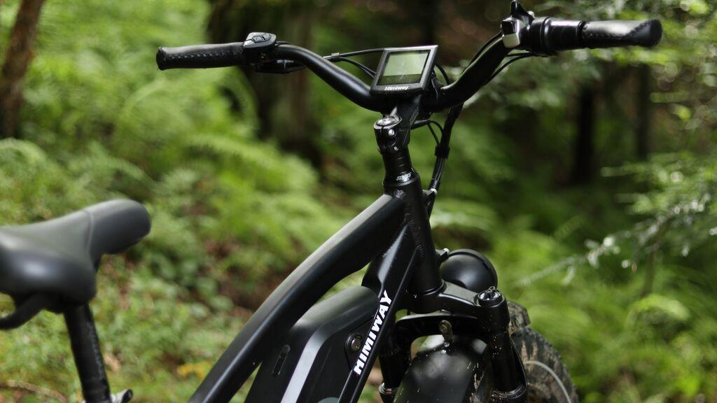 bici pantalla