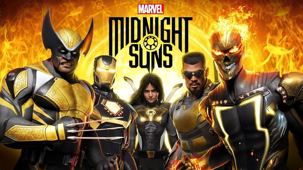 2K Games y Firaxis anuncian el juego Marvel's Midnight Suns